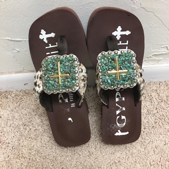 739b1b724f034 Gypsy Soule Shoes - Gypsy Soule Flip Flops
