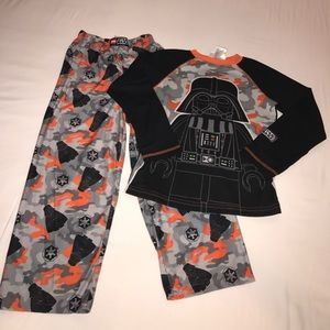 Lego Star Wars Pj Set Size 8