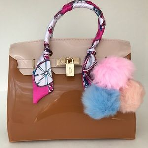 Handbags - Beautiful Birkins style handbag hello bean bag