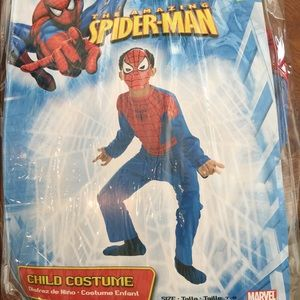 Other - Spider-Man Child Costume