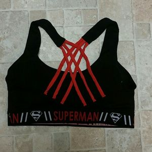 e4ee15e029 Ardene Intimates   Sleepwear - 🎃SALE🎃Superman Sports Bra