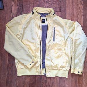 💛HOST PICK 🧡Hugo Boss Bomber Rain Jacket