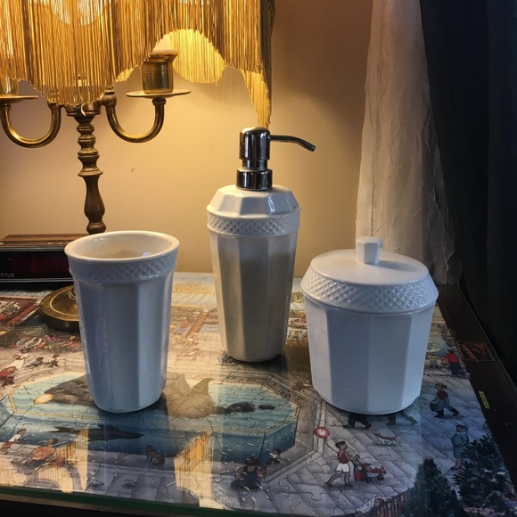 Ralph Lauren Bathroom Set