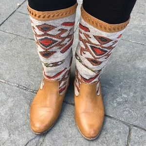 """Wanted """"Nava"""" Western Boots"""
