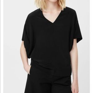 COS Black blouse NEW without tags
