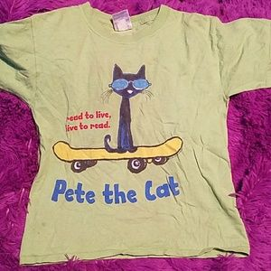 Other - Pete the Cat shirt