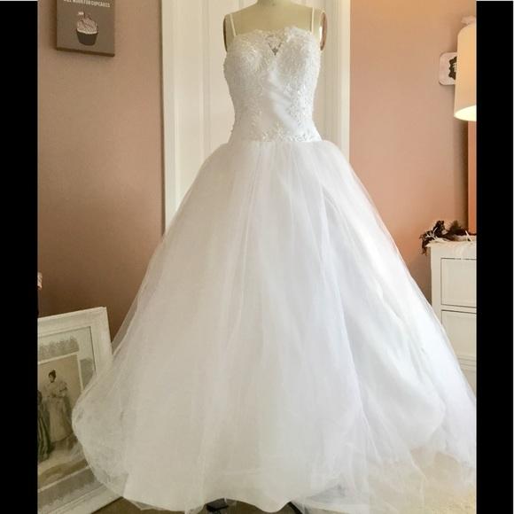 Lyndyloo Dresses Bargain Wedding Dress Petticoat Poshmark