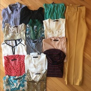 The Limited womens blouses ALL size L