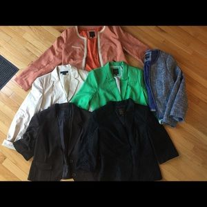 Womens The Limited jacket/blazers all size L