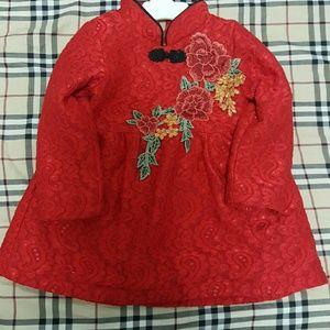 Chinese New Years Dress