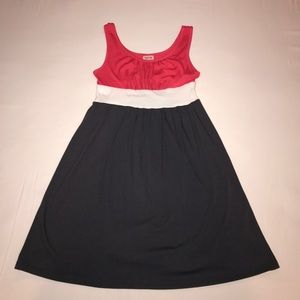 Mossimo Color Block Dress, Size S