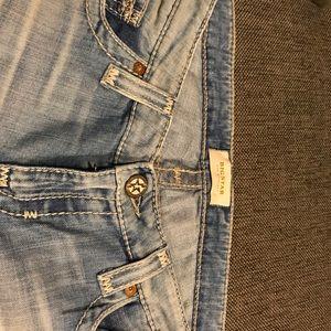 128595a3967 Big Star Jeans - Big Star Catalina Stone Wash Liv Bootcut Jeans