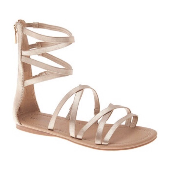 20a48c8e197 Lane Bryant Shoes - Gladiator Sandals