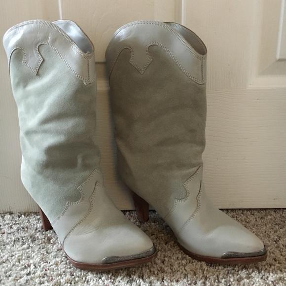 baf58d59c6c3e Size 8 Grey Zodiak Boots