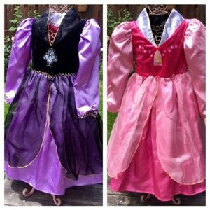 Sleeping Beauty&Maleficent Reversible Costume 9/10