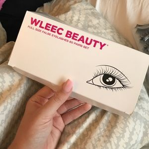 Other - 80 pairs of lashes from WLEEC BEAUTY