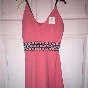 NWT Coral colored dress