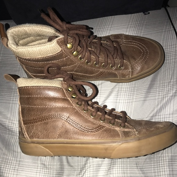 f57007a754 Men s Vans Weatherized Sk8-Hi MTE. M 599f8a596d64bce2e5005501. Other Shoes  ...