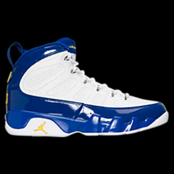 9302122499f3d7 where to buy air jordan 9 retro white blue yellow 883a3 f42b5