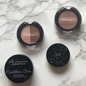 Other - Set: Bronzer | Highlighter | Blush | Eye Shadow