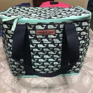 Vineyard Vines cooler bag