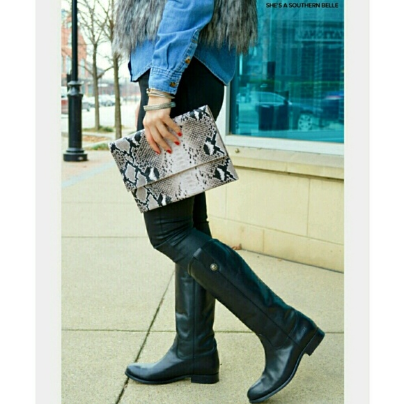 394add2beee85 Frye Boots Melissa Button in 2019 My Posh Picks Frye boots