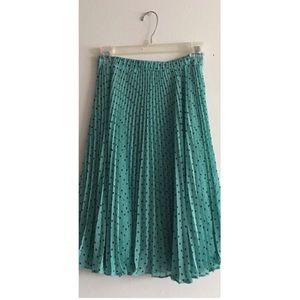 Vintage Skirts - 70s Pleated vintage Skirt