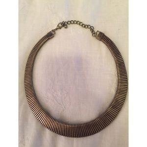 Jewelry - Gold Metal Necklace