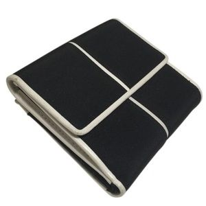 Ralph Lauren black and white wallet