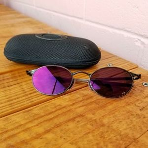oakley • violet iridium sunglasses
