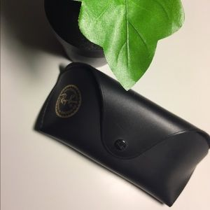 RAY BAN Large Sunglasses Case