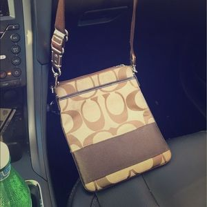 Brand new coach crossbody