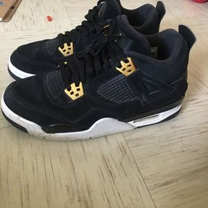 new arrival 7b98a c8b91 Jordan 5s Black & Gold