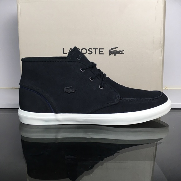 fddffe1c043fc6 Lacoste Black Severin Mid Men s online shop fc1ab 0578a  17SRM1631-E07 Good  Reputation Lacoste Cerberus EM (white classic . ...
