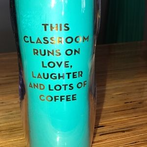NEW! Adorable thermos for teachers