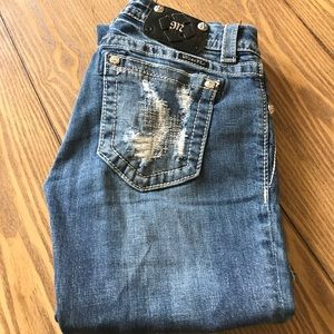 Miss Me jeans!