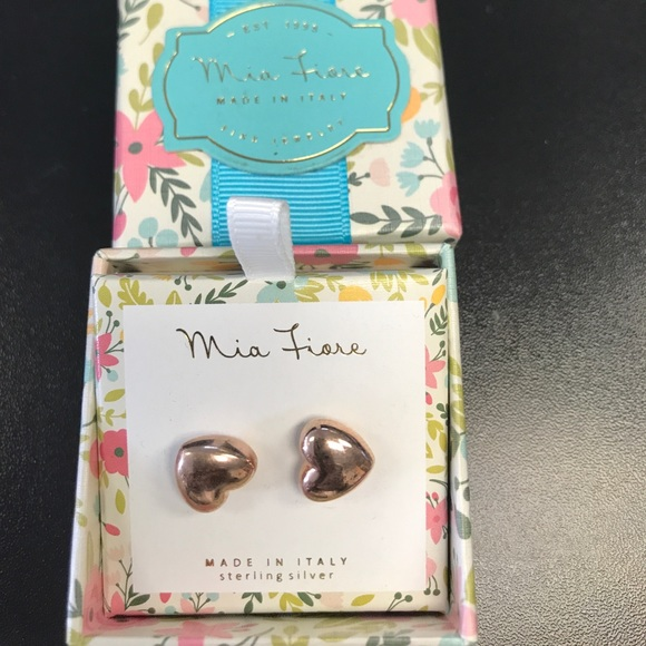 Jewelry NEW SWAROVSKI Mia Fiore Rose Gold Earring Poshmark