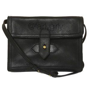 ❤️ SALE Madewell Sketchbook Bag in True Black