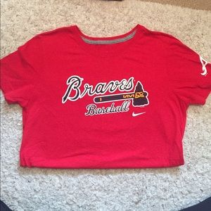 Women's Atlanta Braves Top