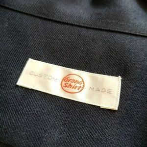 "RARE ""Custom Made"" brand Grand Shirt vintage style"