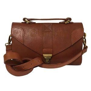 ❤️ SALE Madewell Lovelock Minibag English Saddle