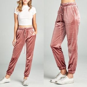 SISSY stretch pants - PINK