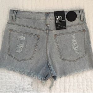 Pants - Res Denim Denim Shorts