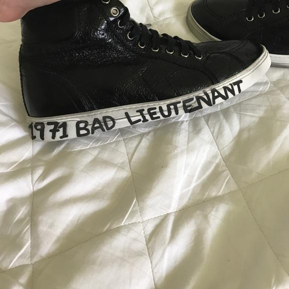 SAINT LAURENT YSL DEADSTOCK Shoes, Bad LT  NWT
