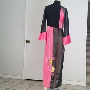 Dresses & Skirts - Vietnamese Tradotional dress ao dai LIKE new sz 2