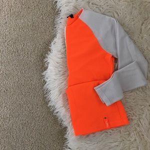 • Ralph Lauren Quarter Zip Pullover •