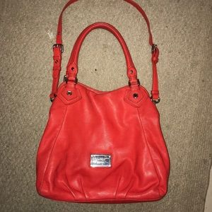 Marc Jacobs Large Red Handbag