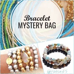🌙Stacked Arm Candy Mystery Box❓