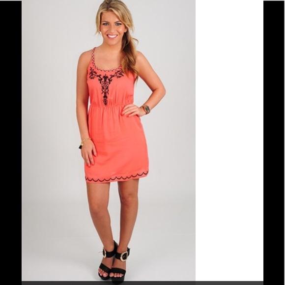 Superb Dresses & Skirts - NWT Coral dress