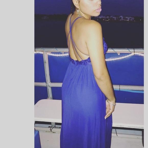 a5387c7e8 Fashion Nova Dresses | Hello Darling Dress Royal | Poshmark